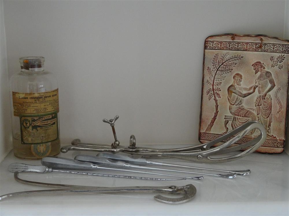 Vittorakis Platanias Crete medical museum-09