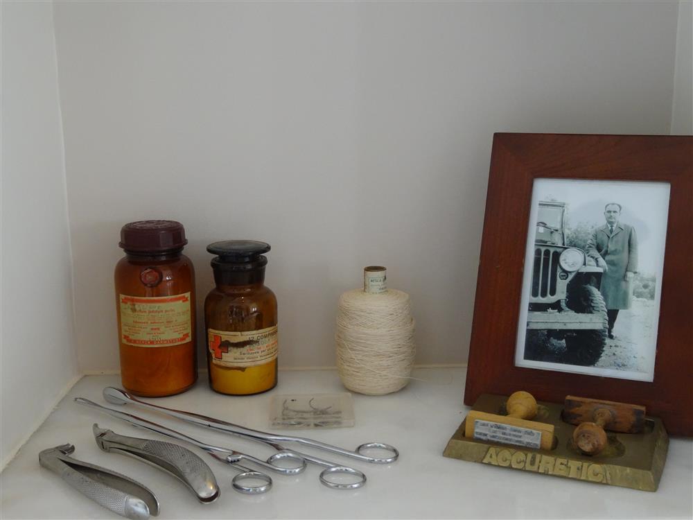 Vittorakis Platanias Crete medical museum-10
