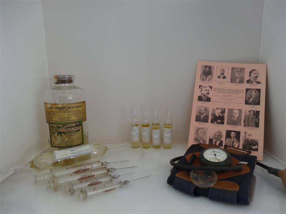 Vittorakis Platanias Crete medical museum-11
