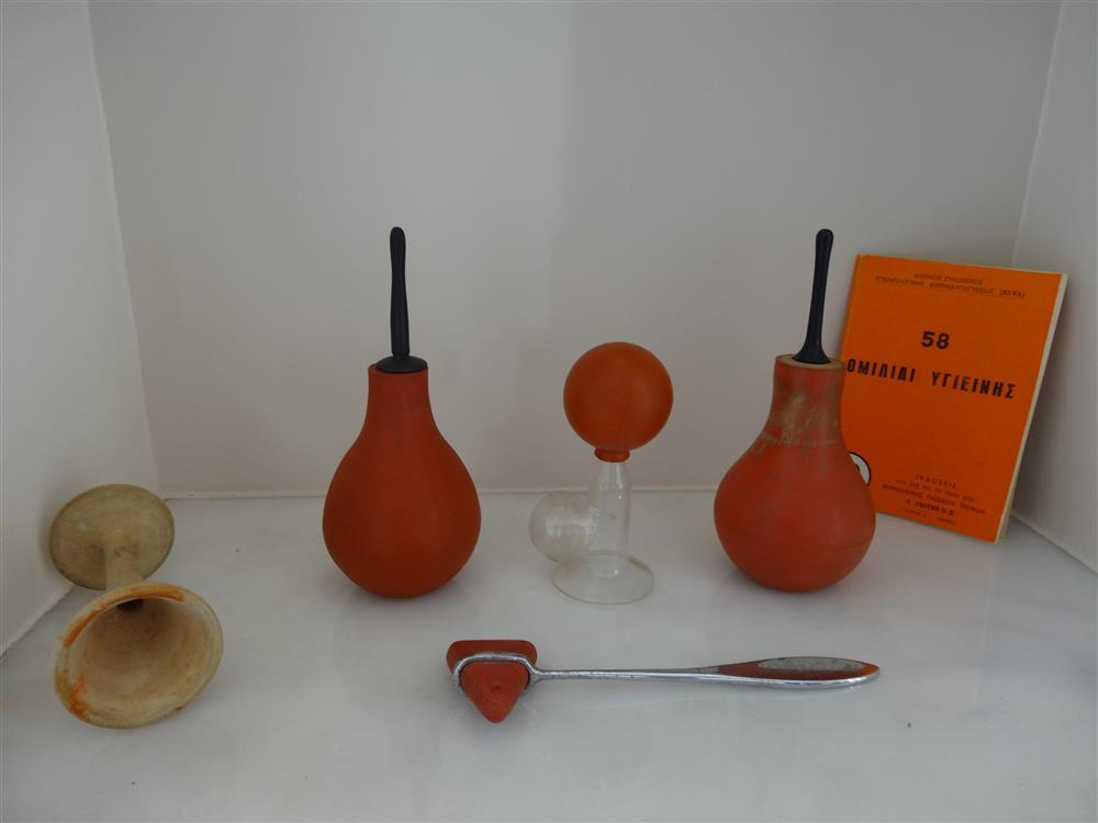Vittorakis Platanias Crete medical museum-12