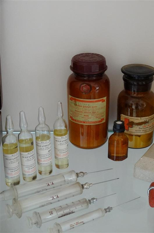 Vittorakis Platanias Crete medical museum-15